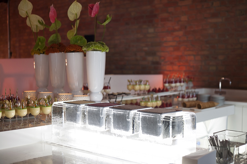 EVENT by Sellin and Friends  Food Concept: Claus BeqmanEvent Design: Detlef Sellin